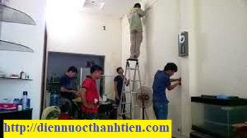 sửa chữa điện nước tại Quận Ba Đình