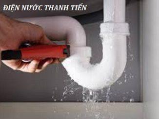 sửa chữa điện nước tại Thụy Khuê