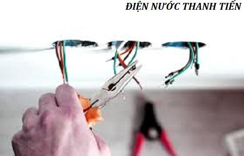 sửa chữa điện nước tại Trần Đăng Ninh
