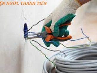sửa chữa điện nước tại Trung Yên