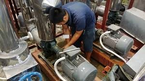 sửa chữa máy bơm nước tại quận Hà Đông 0989151069