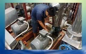 Sửa chữa máy bơm nước tại quận Tây Hồ ZALO 0989151069