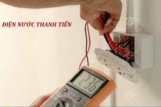 sửa chữa điện nước tại Hào Nam