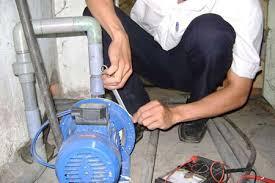 Sửa chữa máy bơm nước tại Quận Ba Đình ZALO 0989151069