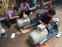 Sửa chữa máy bơm nước tại quận Hoàng Mai 0989151069