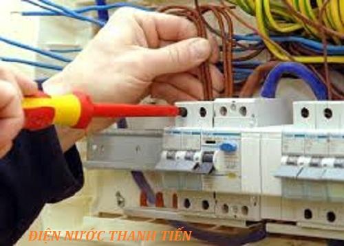 sửa chữa điện nước tại Vạn Phúc