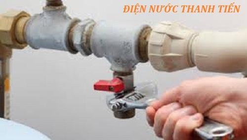sửa chữa điện nước tại Xa La