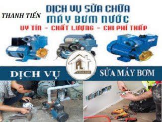 sửa máy bơm nước tại quận Thanh Xuân