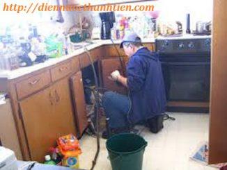 sửa chữa điện nước tại Gia Lâm