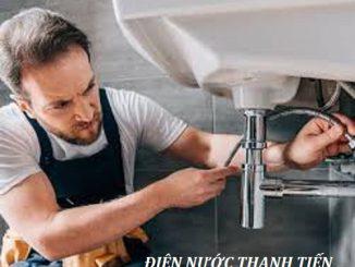 sửa chữa điện nước tại Võng Thị
