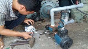 sửa chữa máy bơm nước tại Nguyễn Văn Cừ