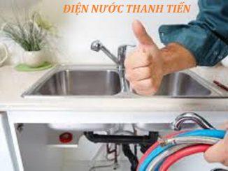 Sửa chữa điện nước tại Đê La Thành