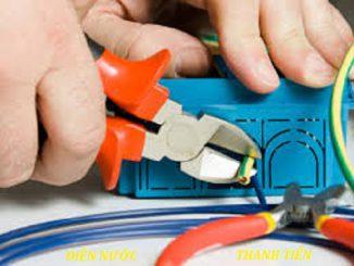 sửa chữa điện nước tại Dịch Vọng Hậu