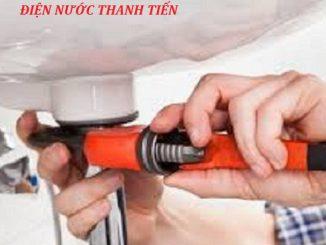 sửa chữa điện nước tại Mỗ Lao