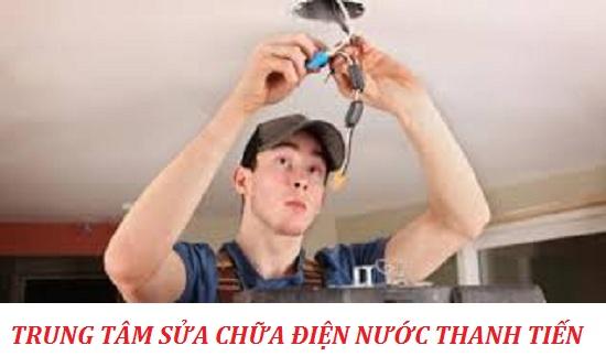 sửa chữa điện nước tại Phạm Văn Đồng