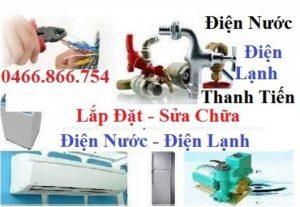 Sửa chữa điện nước tại Lĩnh Nam Nhanh gọn 0966 439 567