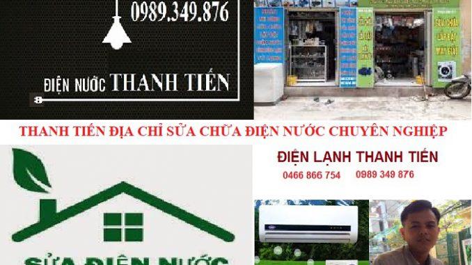 chữa điện nước tại Tân Mai