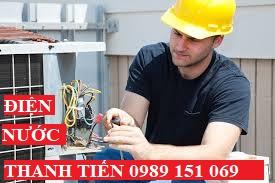 Sửa chữa điện nước tại Phú Thượng 0989 151 069