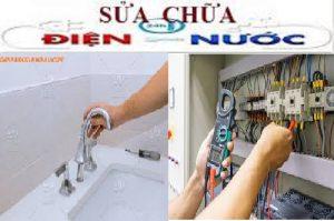 sửa chữa điện nước tại Dương Đình Nghệ