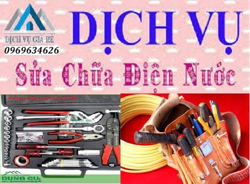 thợ sửa chữa điện nước tại quận Nam Từ Liêm