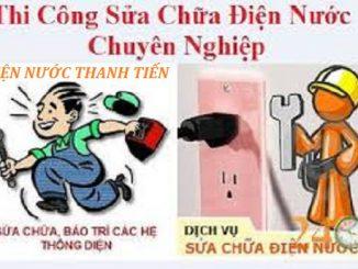 sửa chữa điện nước tại Nguyễn Tuân