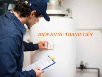 sửa chữa điện nước tại Xuân Thủy