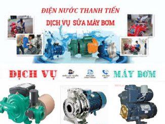 sửa máy bơm nước tại Văn Quán